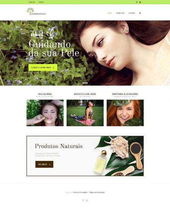 home page print