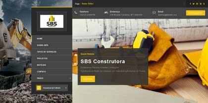 sbs construtora